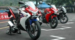 Honda CBR 150R 2011 Baru